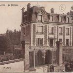 Le château d'Ableiges
