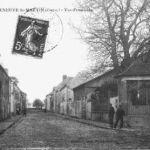 La Villeneuve-St-Martin Vue d'ensemble